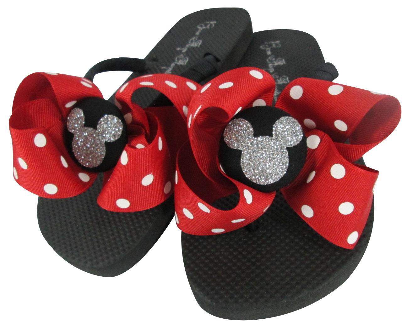 421cfc2513962 Disney Flip Flops