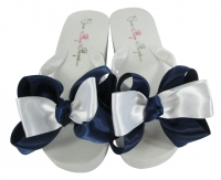 Bridesmaid Flip Flops for the Wedding