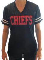 Chiefs or Choose any Team Glitter Jersey