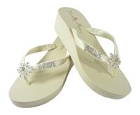 761609cca Bridal Flip Flops   Wedding Flip Flops